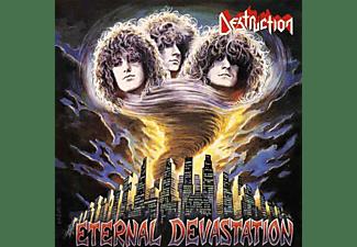 Destruction - ETERNAL DEVASTATION (TRANSPARENT DEEP PURPLE)  - (Vinyl)