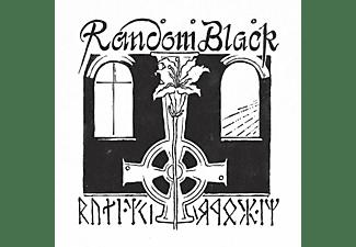 Random Black - UNDER THE CROSS  - (CD)