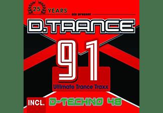 VARIOUS - D.Trance 91 (incl.D-Techno 48)  - (CD)