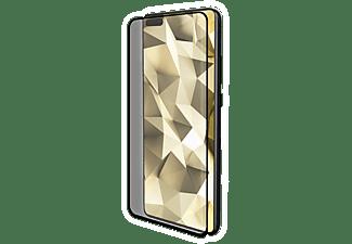 ISY Displayschutzglas 3D Curved für Huawei P40 Pro, transparent/schwarz