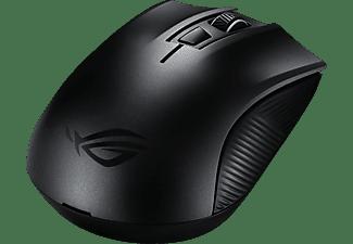 ASUS ROG Strix Carry Gaming Maus, Schwarz