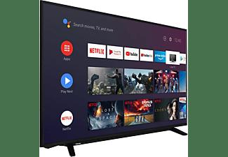 TOSHIBA 55UA2063DG LED TV (Flat, 55 Zoll / 139 cm, UHD 4K, SMART TV, Android)