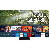 SAMSUNG Q950T (2020) 85 Zoll 8K Smart TV QLED Fernseher