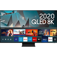 SAMSUNG Q800T (2020) 82 Zoll 8K Smart TV QLED Fernseher