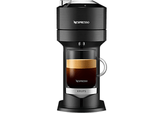 KRUPS XN9108 Nespresso Vertuo Next Kapselmaschine Classic Black