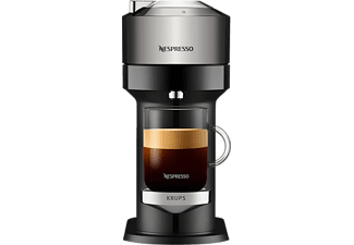KRUPS XN910C Nespresso Vertuo Next Kapselmaschine Dark Chrome