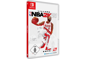 NBA 2K21 - [Nintendo Switch]