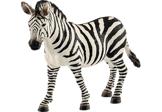 SCHLEICH Zebra Stute Spielfiguren Mehrfarbig