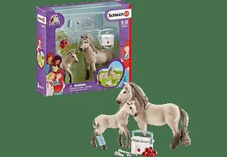SCHLEICH HC Hannahs Erste-Hilfe-Set Spielfiguren Mehrfarbig