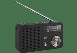 IMPERIAL Dabman 13 DAB+ Radio, DAB, DAB+, AM, FM, Schwarz