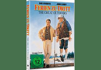 Ferien zu dritt DVD