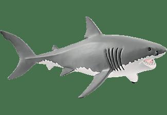 SCHLEICH Weißer Hai Spielfiguren Mehrfarbig