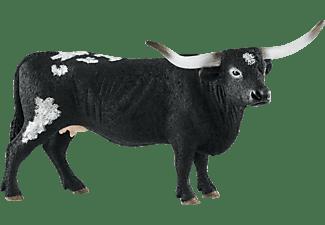 SCHLEICH Texas Longhorn Kuh Spielfiguren Mehrfarbig