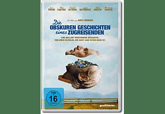 Die obskuren Geschichten eines Zugreisenden DVD