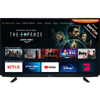 GRUNDIG 43 GUB 7040 FIRE TV EDITION LED TV (Flat, 43 Zoll / 108 cm, UHD 4K, SMART TV, Fire TV Experience)