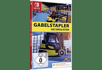 Gabelstapler - Die Simulation - [Nintendo Switch]