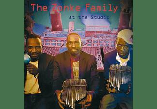 Zonke Family - AT THE STUDIO  - (Vinyl)