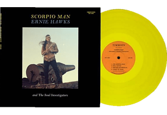 Ernie Hawks & The Soul Investigators - SCORPIO MAN (COLORED)  - (Vinyl)