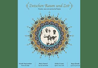 Kriener,Ulrike/Francel,Mulo - Zwischen Raum Und Zeit  - (CD)