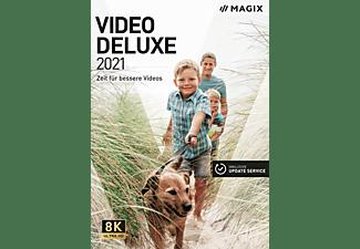 MAGIX Video deluxe 2021 - [PC]