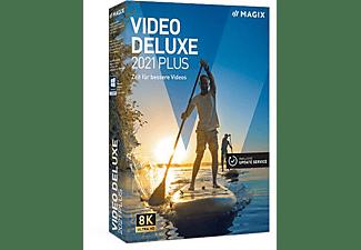 MAGIX Video deluxe Plus 2021 - [PC]