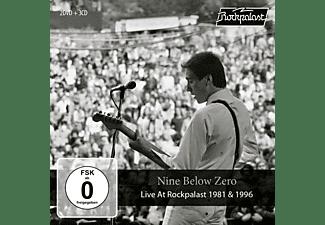 Nine Below Zero - LIVE AT ROCKPALAST 1981 & 1996 (3CD+2DVD BOX)  - (CD + DVD Video)