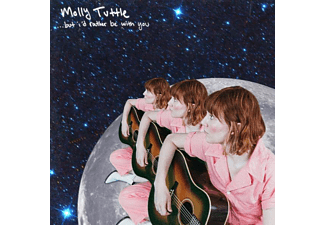 Molly Tuttle - BUT I'D RATHER BE WITH YOU  - (CD)