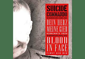 Suicide Commando - DEIN HERZ, MEINE GIER  - (Maxi Single CD)