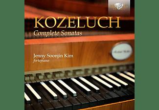 Jenny Soonjin Kim - KOZELUCH: COMPLETE SONATAS  - (CD)