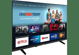 GRUNDIG 43 GFB 6070 FIRE TV EDITION LED TV (Flat, 43 Zoll / 108 cm, Full-HD, SMART TV, Fire TV Experience)