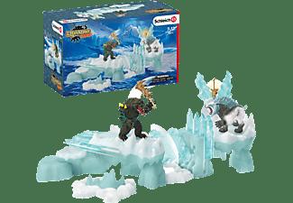 SCHLEICH Angriff auf die Eisfestung Spielfiguren Mehrfarbig