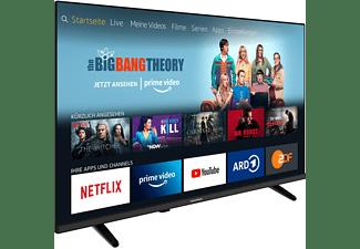 GRUNDIG 40 GFB 6070 FIRE TV EDITION LED TV (Flat, 40 Zoll / 102 cm, Full-HD, SMART TV, Fire TV Experience)