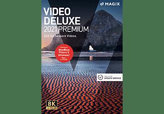 MAGIX Video deluxe Premium 2021 - [PC]