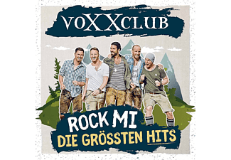 Voxxclub - ROCK MI-DIE GRÖSSTEN HITS (FAN EDITION)  - (CD)