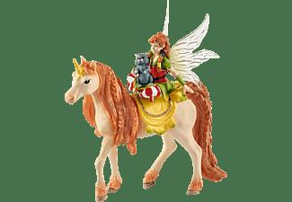 SCHLEICH Marween mit Glitzer-Einhorn Spielfiguren Mehrfarbig