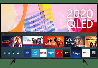 SAMSUNG Q60T (2020) 85 Zoll 4K Smart TV QLED Fernseher