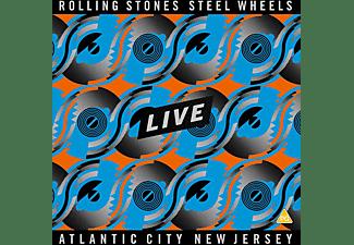 The Rolling Stones - Steel Wheels Live  - (Blu-ray)