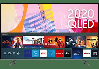 SAMSUNG QLED Fernseher Q65T (2020) 65 Zoll 4K Smart TV ...