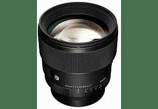 SIGMA Art - 85 mm f./1.4 ASP, DG, IF (Objektiv für Sony E-Mount, Schwarz)