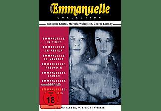 Emmanuelle Collection DVD