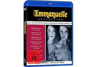 Emmanuelle Collection Blu-ray