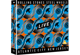 The Rolling Stones - Steel Wheels Live (Limited Edition) (DVD + CD)