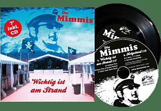 Mimmis - WICHTIG IST AM STRAND (+CD)  - (Vinyl)