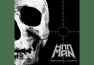 Hittman - DESTROY ALL HUMANS  - (Vinyl)