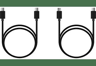 INSTA360 Android Link, Kabel, Schwarz, passend für Insta360 One R