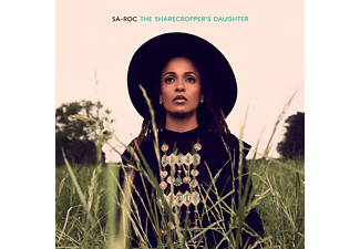 Sa-roc - The Sharecropper's Daughter  - (CD)