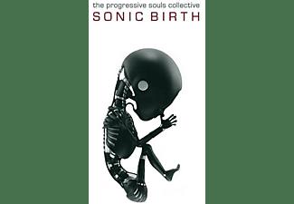 The Progressive Souls Collective - SONIC BIRTH  - (CD)