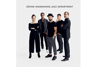 Sohne Mannheims Jazz Department - Söhne Mannheims Jazz Department  - (Vinyl)