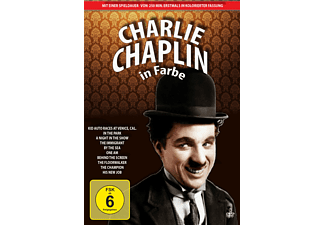 Charlie Chaplin In Farbe DVD