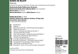 Netherlands Radio Philharmonic Orchestra & Netherl - Atlantis  - (CD)